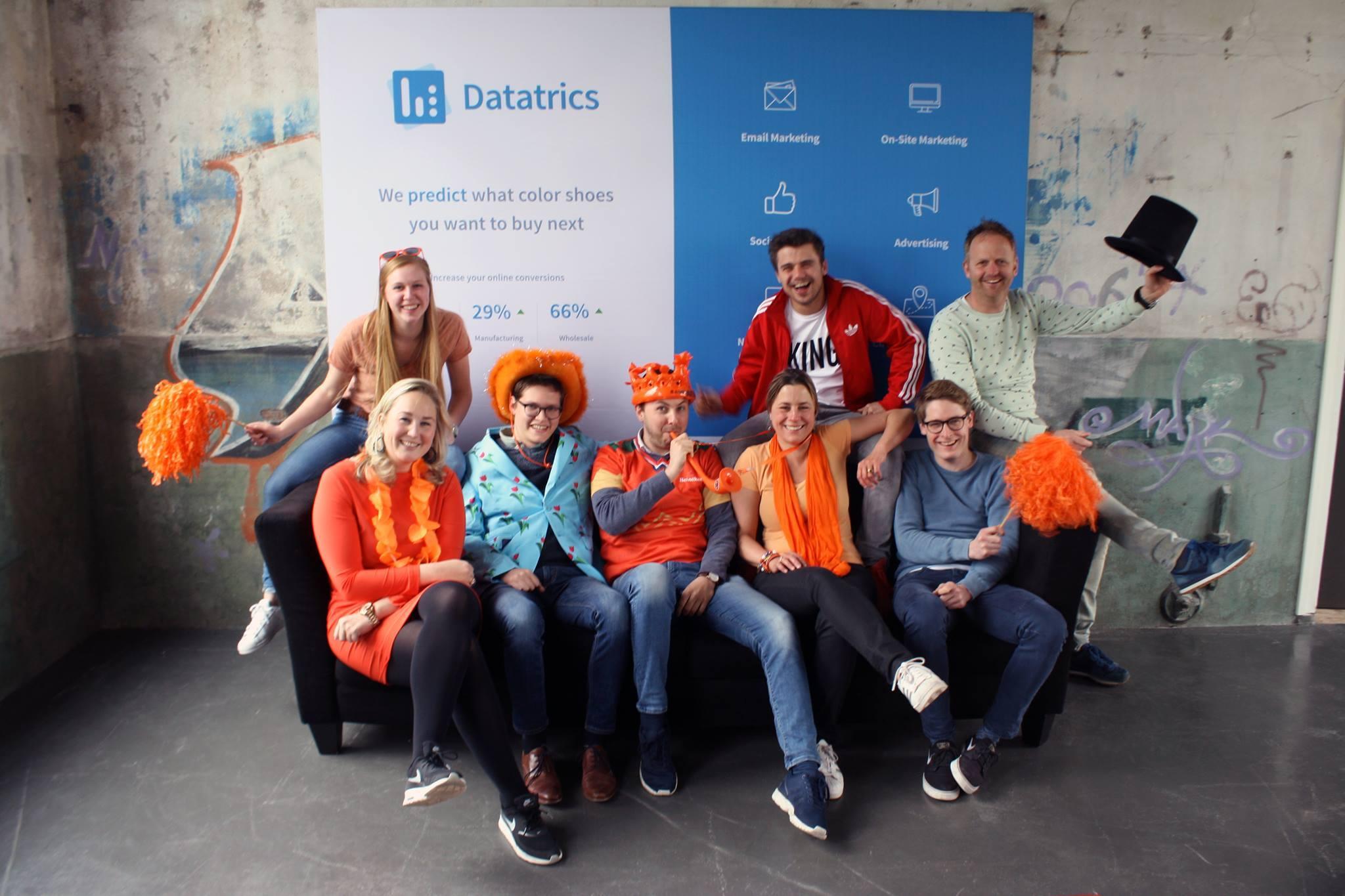 Datatrics team