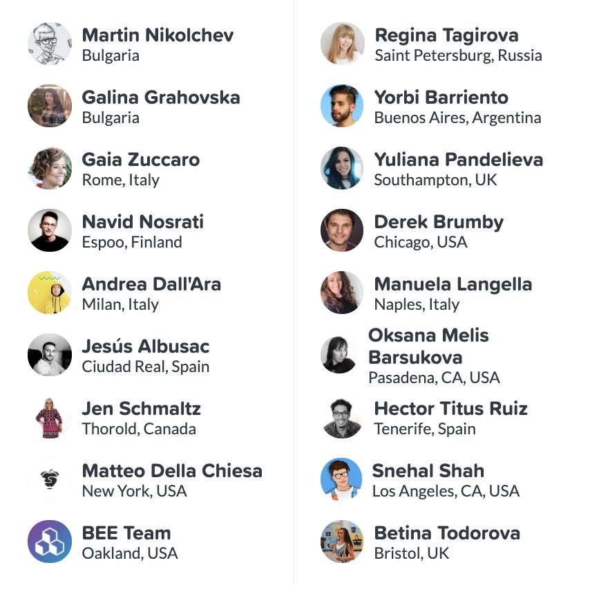 BEE Designers Community